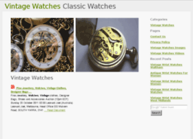 retrovintagewatches.org