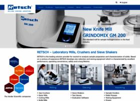 retsch.com