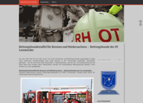 rettungshunde-lemwerder.de