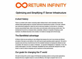 returninfinity.com