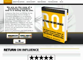 returnoninfluence.com