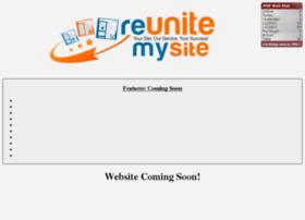 reunitemysite.com