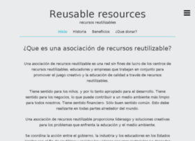 reusableresources.org
