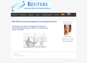 reuters-consulting.com