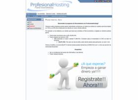 revendedores.profesionalhosting.com