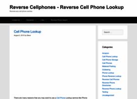 reversecellphones.org