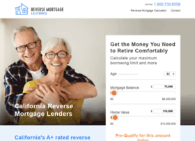 reversemortgagecalifornia.com
