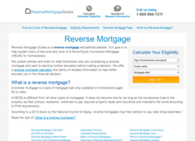 reversemortgageguides.org