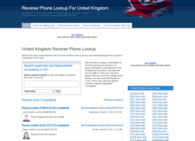 reversephonebooks.co.uk