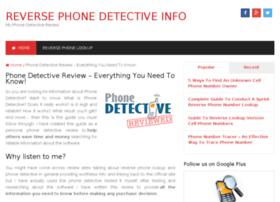 reversephonedetectiveinfo.com