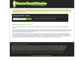 reversesearchdetective.com