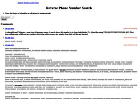 reversetelephonedirectoryinfo.com