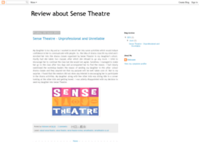 review-about-sense-theatre.blogspot.co.uk