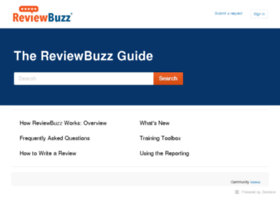 reviewbuzz.zendesk.com