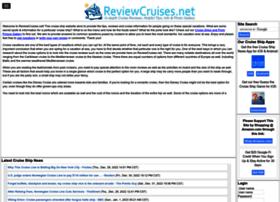 reviewcruises.net
