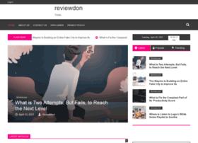 reviewdon.com