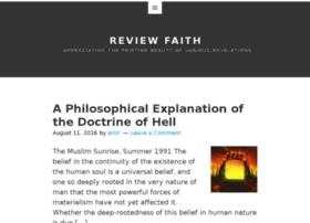 reviewfaith.org