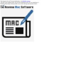 Reviewmacsoftware.com