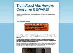 reviewontruthaboutabs.blogspot.com