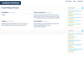 reviews.carphonewarehouse.com