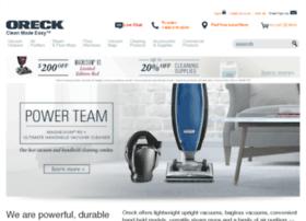 reviews.oreck.com