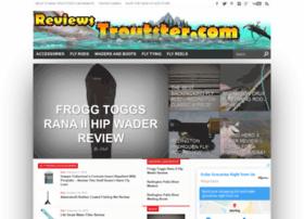 reviews.troutster.com