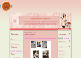 reviewsandboos.blogspot.com