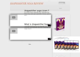 reviewshapeshifteryoga.blogspot.com