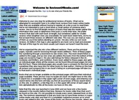 reviewsofbooks.com