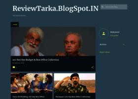 reviewtarka.blogspot.in