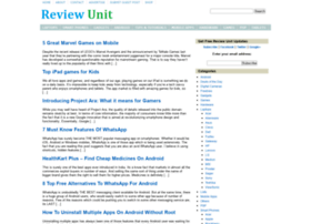 reviewunit.com