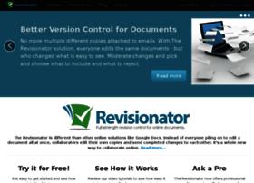 revisionator.com