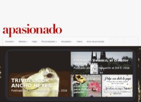 revistaapasionado.com