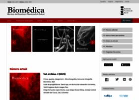 revistabiomedica.org