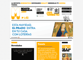 revistamongolia.com