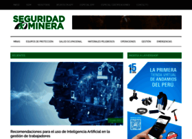 revistaseguridadminera.com