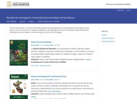 revistasinvestigacion.unmsm.edu.pe