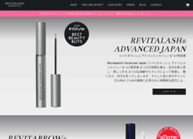 revitalash-japan.com