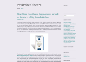 revivehealthcare.bcz.com