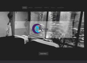 revivemodernmassage.com