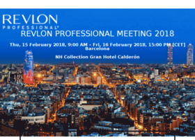 revlonprofessionalmeetings.com