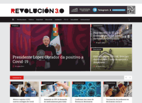 revoluciontrespuntocero.com