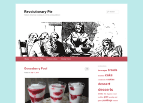 revolutionarypie.com