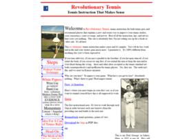 revolutionarytennis.com