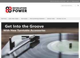 revolutionaudio.com