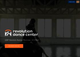 revolutiondancecenter.com