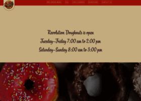 revolutiondoughnuts.com