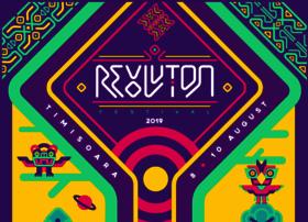 revolutionfestival.com