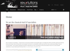 revolutions33.co.uk
