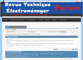 revue-technique-electromenager.fr